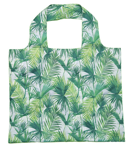Borsa shopping Feelpop Jungle White