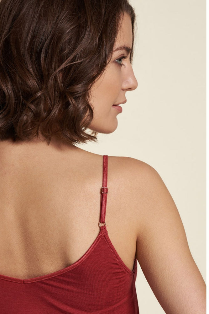 Camisole rouge Nile