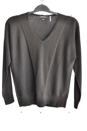 Chandail Col en V Repeat Cashmere