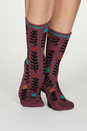 Chaussettes en bambou KEIRA Thought