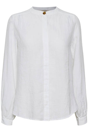 Blouse Berethe Blanche Part Two Devant