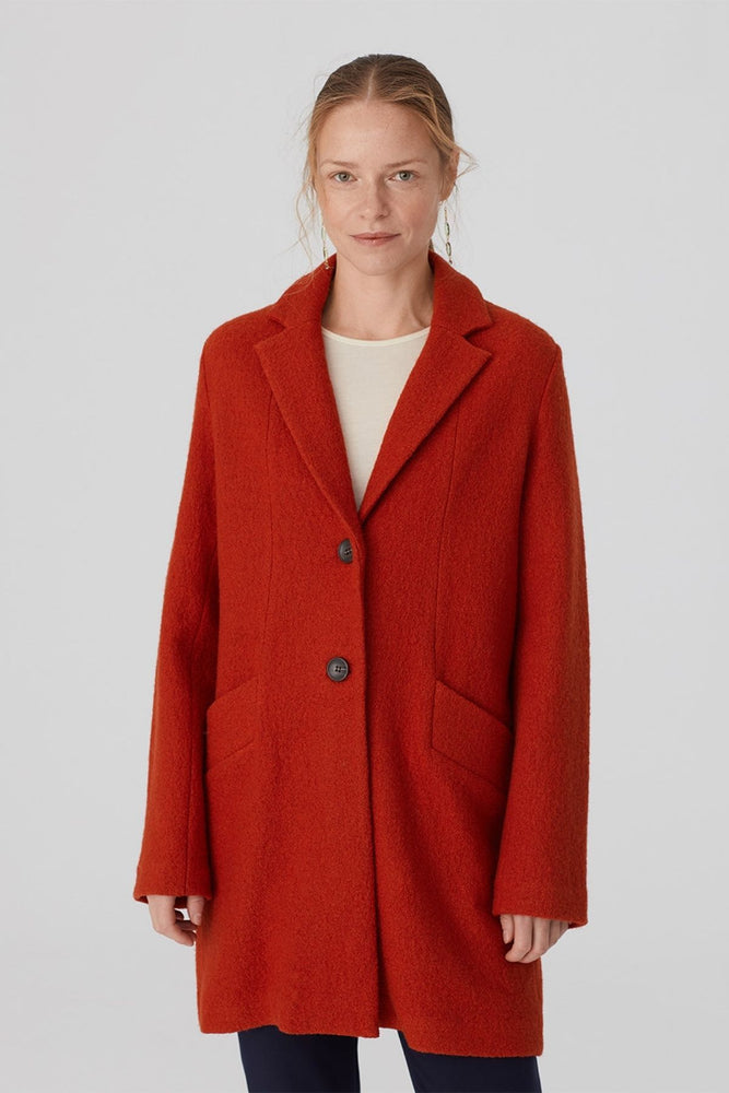 Manteau de laine Nice Things