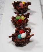 Chocolate Easter Bird Nest