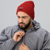 Pounding Nails Beanie