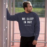 We Sleep in May