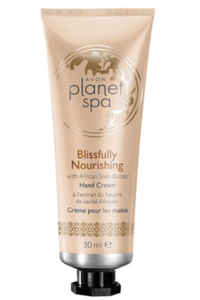 Planet Spa Blissfully Nourishing Hand Cream with African Shea Butter 30ml
