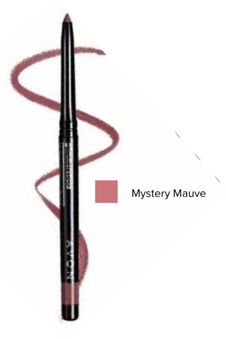 Mystery Mauve Glimmerstick Lip Liner