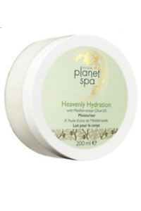 Planet Spa Heavenly Hydration Body Moisturiser With Olive Oil 200ml