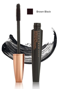 Avon True Color Supreme Length Nourishing Mascara  BROWN BLACK