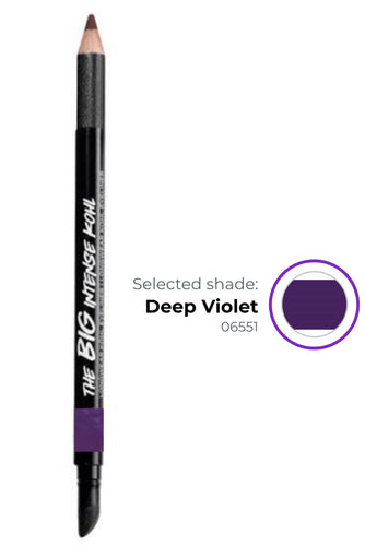 Big Intense Kohl Eyeliner DEEP VIOLET