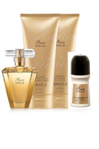 Rare Gold Fragrance Set
