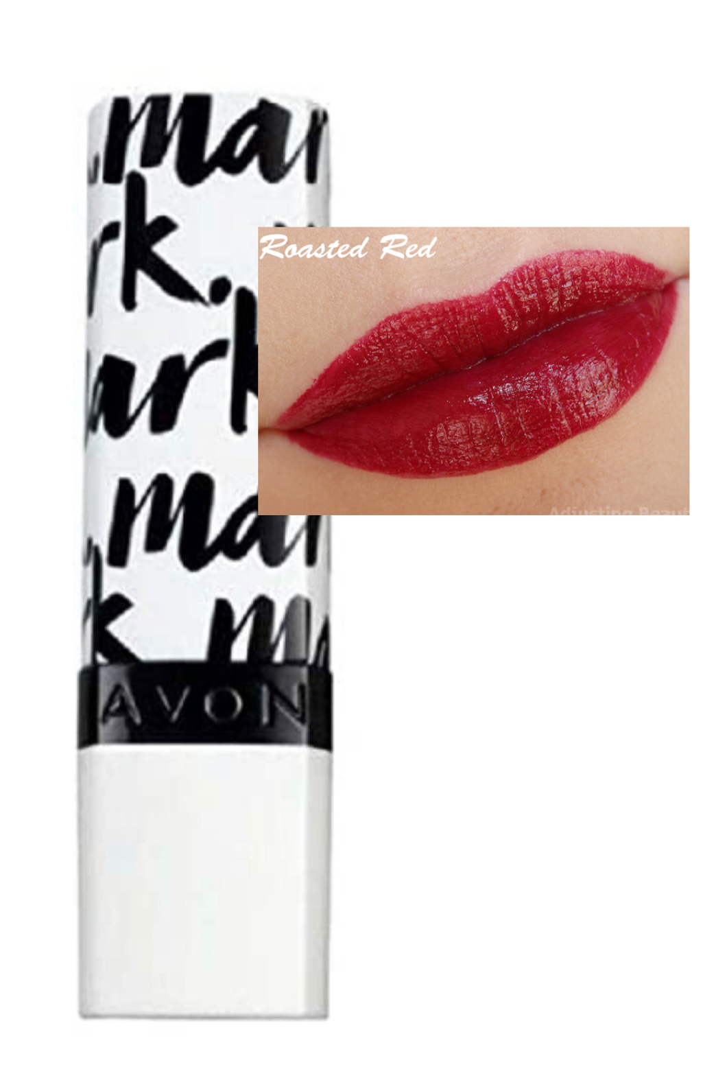 Roasted Red Mark Plump It Lipstick