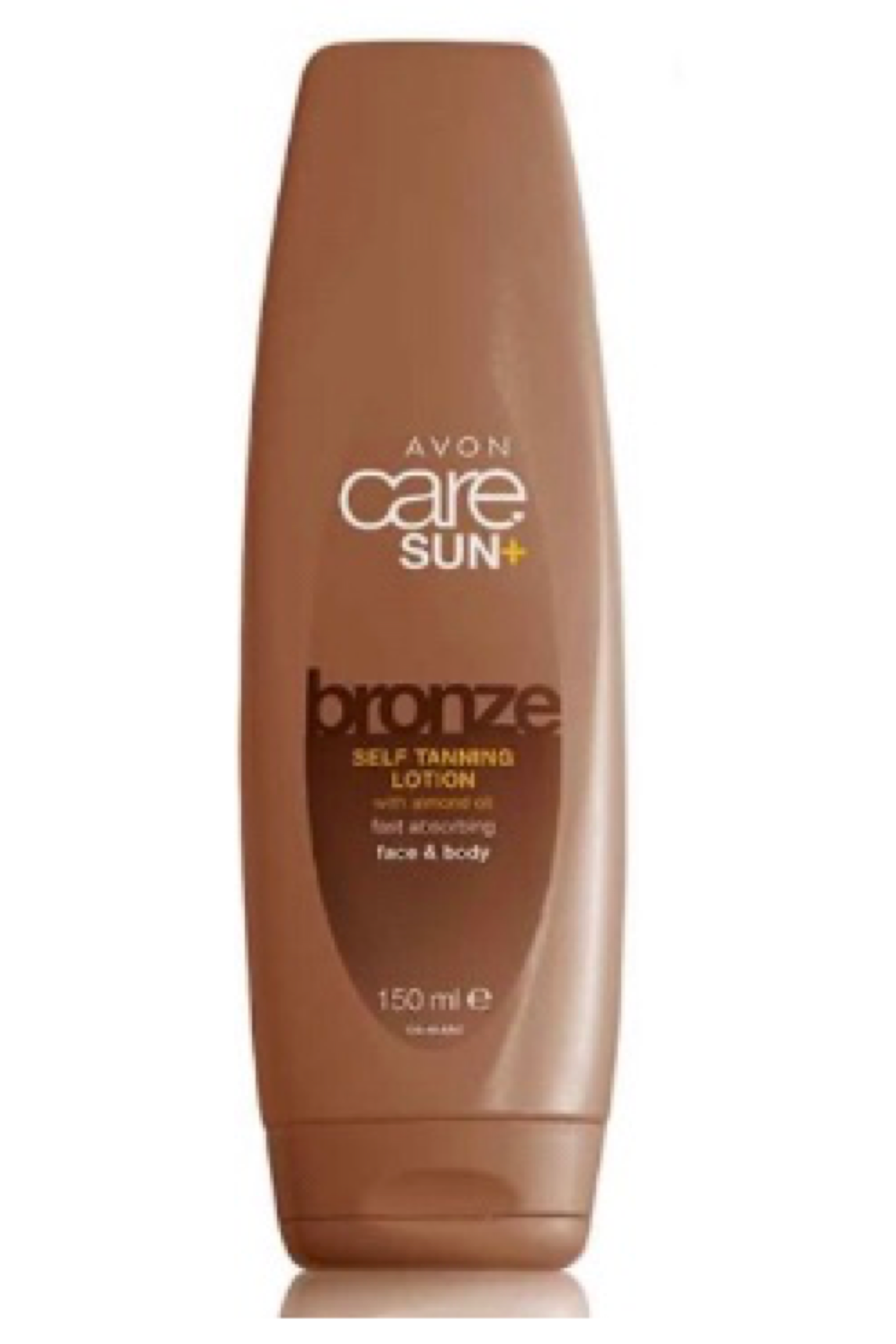 Avon Care Sun Bronze Moisturising Self-Tan Face & Body Lotion - 150ml