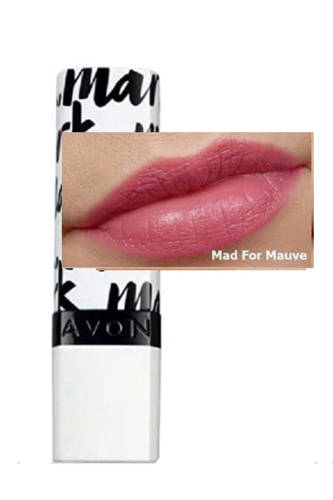 Mad for Mauve Mark Plumping Lipstick