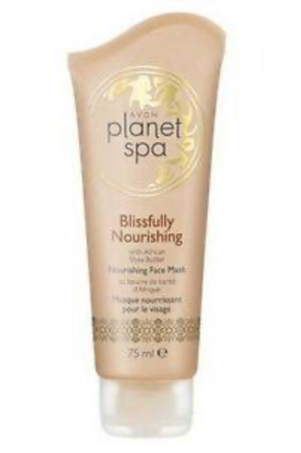 Planet Spa Blissfully Nourishing Face Mask with African Shea Butter 75ml