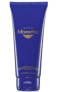 Mesmerise Hair and Body Wash 200ml