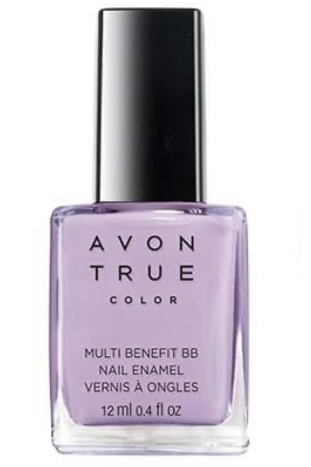 Lilac Love Multi Benefit BB Nail Enamel