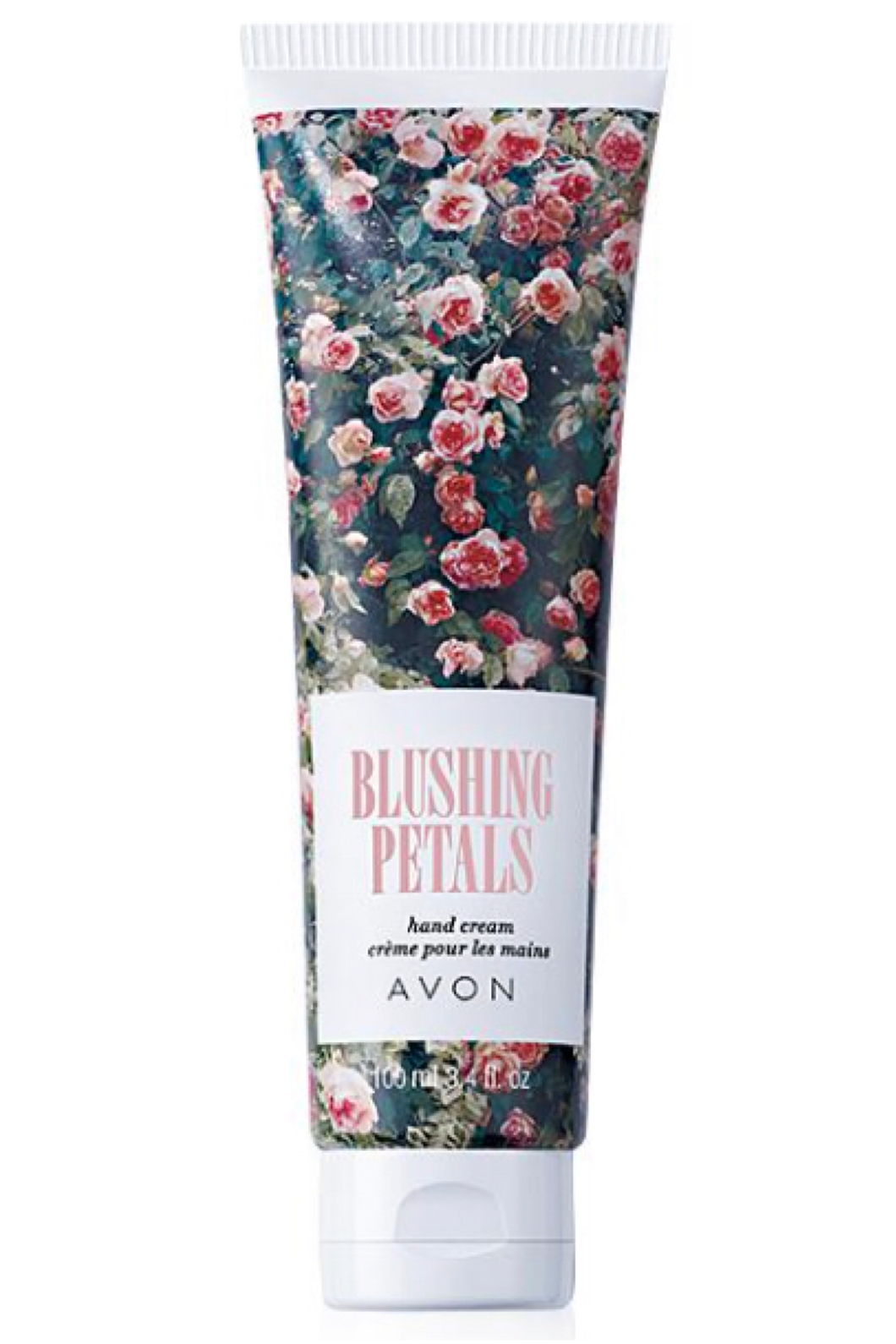 Blushing Petals Hand Cream 100ml Rose Petal, Jasmine and Lily of the Valley