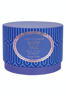 Blue Lotus & Neroli Arome Ambience Body Talc and Puff 150g