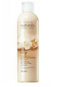 Vanilla and Sandalwood Body Lotion 200ml