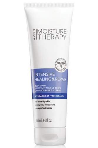 Moisture Therapy Intensive Healing & Repair Body Wash 250ml