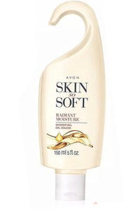 Skin So Soft Radiant Moisture Shower Gel 150ml