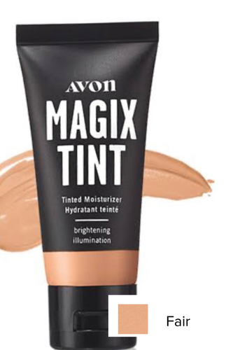 Magix Tint Brightening Tinted Moisturizer FAIR 30ml