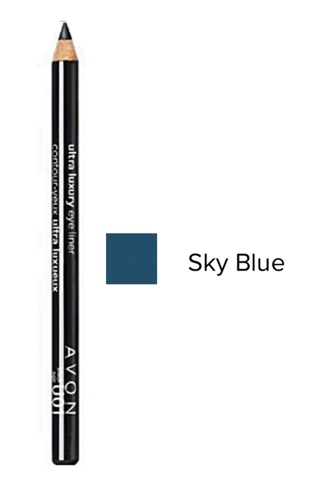 Sky Blue Ultra Luxury Eyeliner