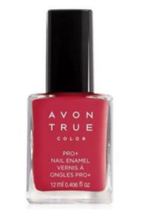 Royal Red Pro+ Nail Enamel