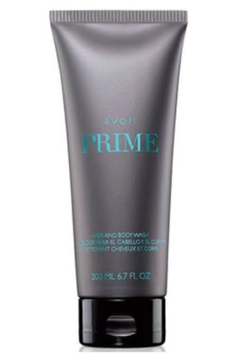 Prime Hair and Body Wash 200ml