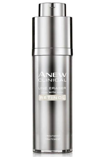 Anew Clinical Line Eraser with Retinol Treatment 30g