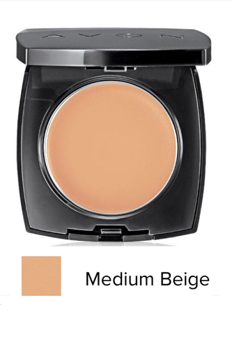 Medium Beige Cream to Powder Foundation