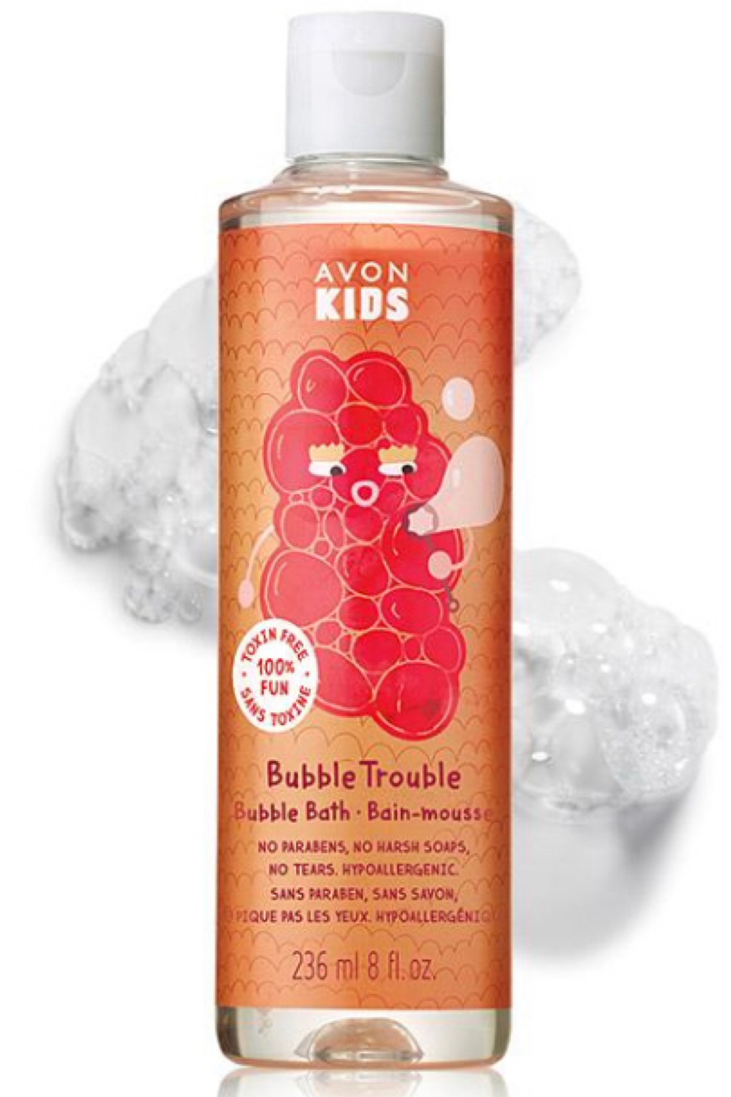 Bubble Trouble Apple Burst Bubble Bath 236ml