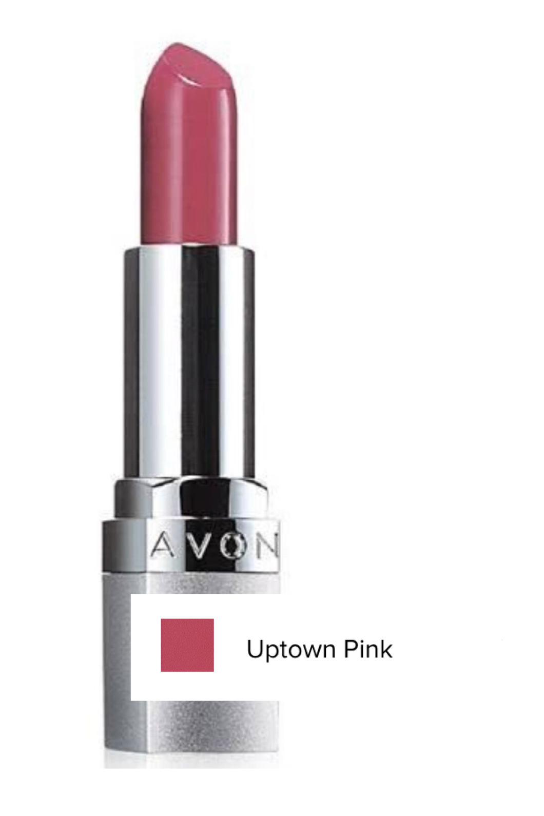 Uptown Pink Beyond Color Lipstick