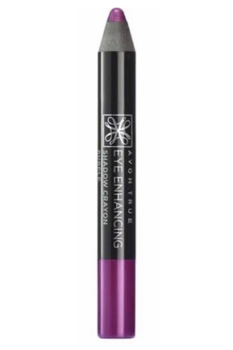 Purple Avon True Eye Enhancing Shadow Crayon