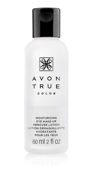 True Color Moisturizing Eye Makeup Remover Lotion 80ml