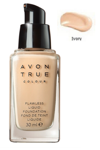 Ivory Flawless Liquid Foundation 30ml