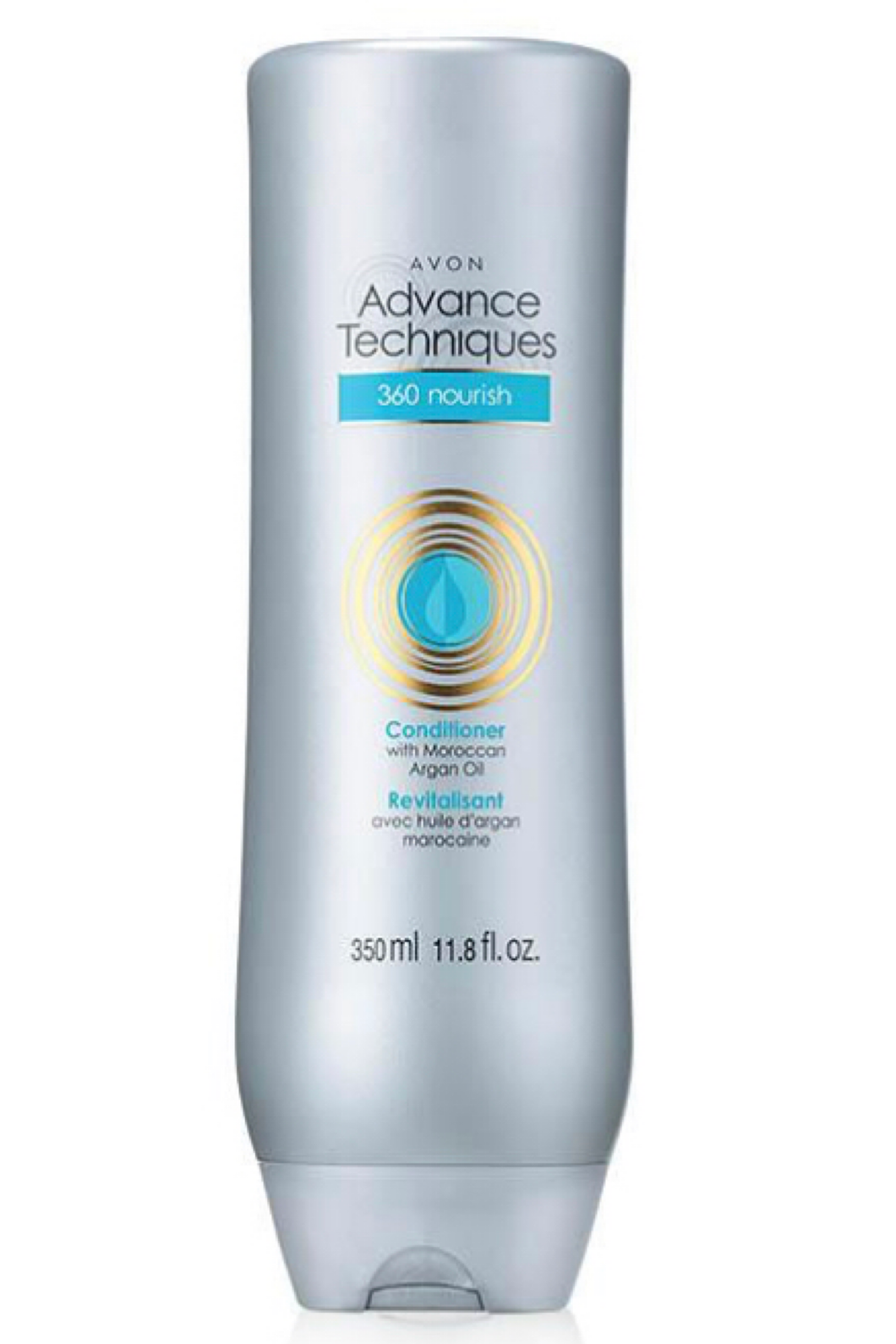 Advance Techniques 360 Nourish With Moroccan Argan Oil Conditioner 350ml
