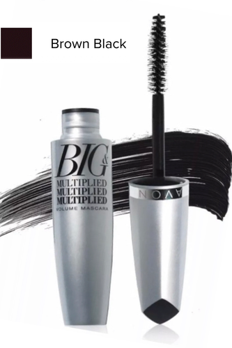 Avon Big and Multiplied Volume Mascara Brown Black