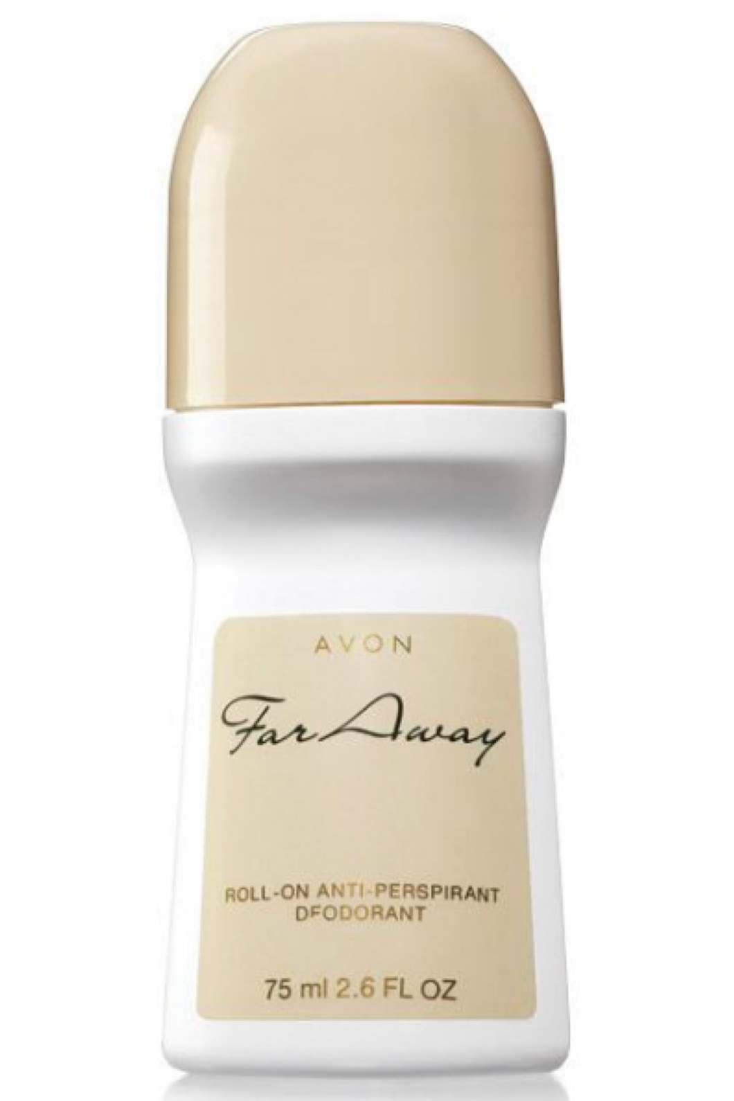 Far Away Roll-On Antiperspirant Deodorant 75ml