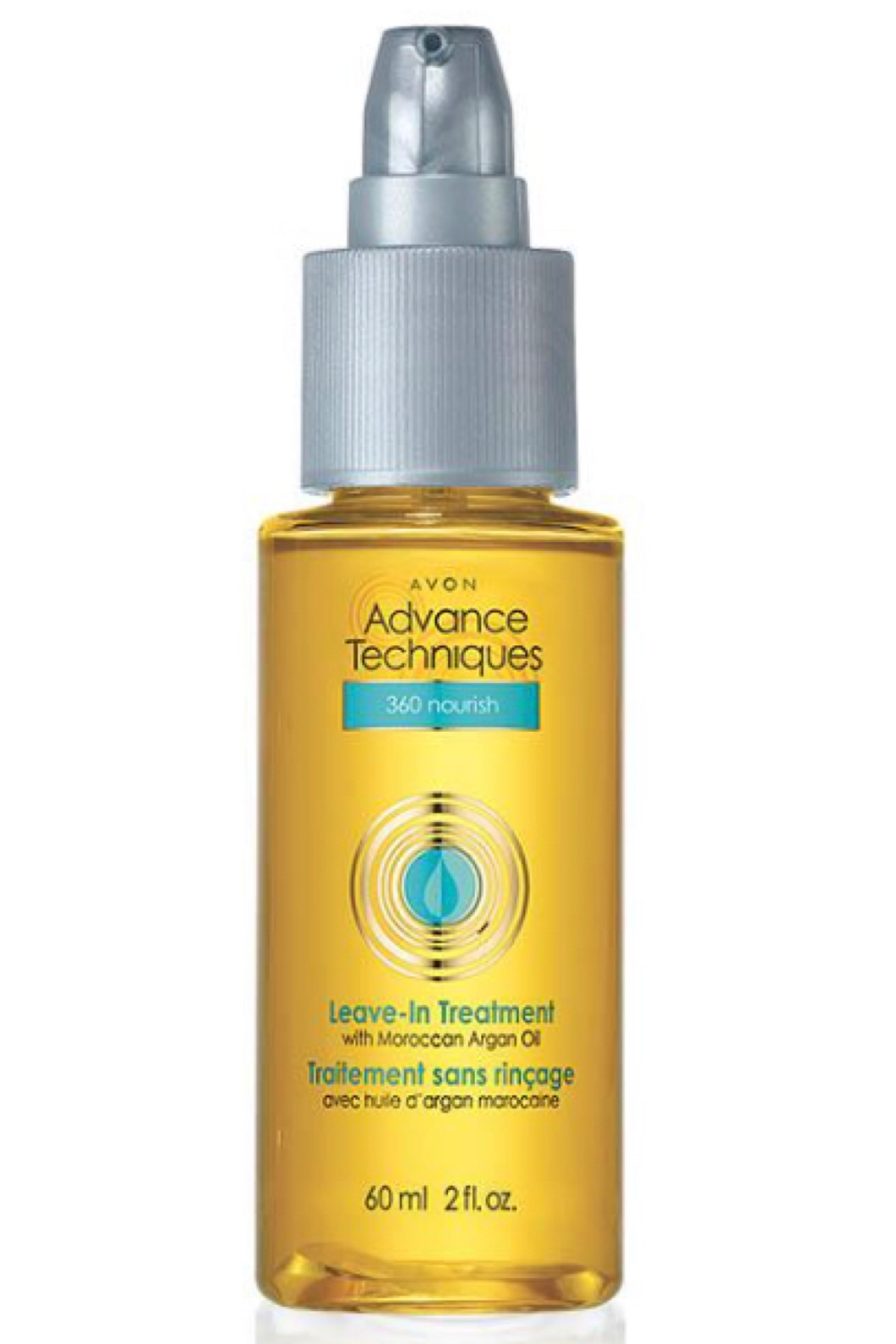 Advance Techniques 360 Nourish With Moroccan Argan Oil Leave-In Treatment 60ml