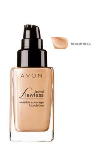 Medium Beige Flawless Liquid Foundation 30ml