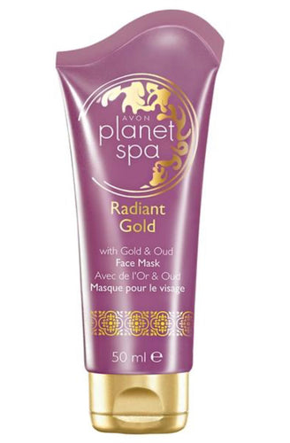 Planet Spa Radiant Gold Face Mask 50ml