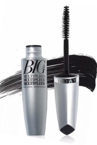 Avon Big and Multiplied Volume Mascara Black
