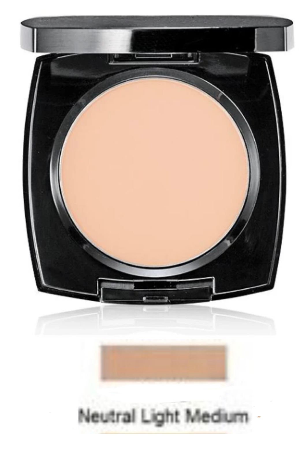 Neutral Light Medium  True Flawless Mattifying Pressed Powder