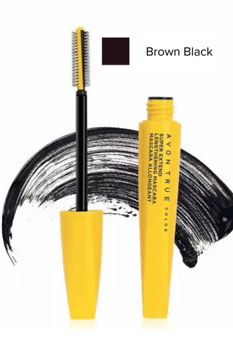 Avon Super Extend  Mascara BROWN BLACK