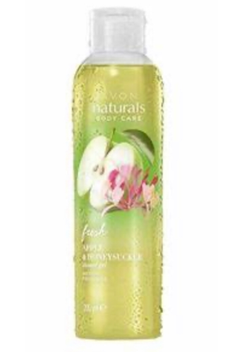 Naturals Apple & Honeysuckle Shower Gel 200ml