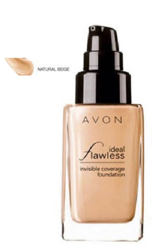 Natural Beige Flawless Liquid Foundation 30ml