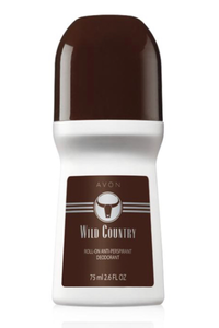Wild Country Roll-On Antiperspirant Deodorant 75ml