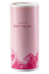 Soft Musk Body Powder 40g